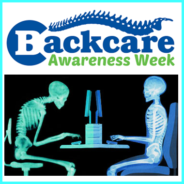 Bad back care awareness week