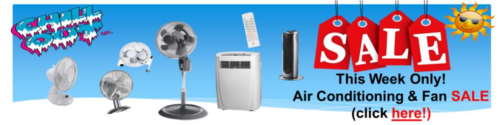 Big-Discount-Stationery-Sale-Air conditioning and fan sale - desk fan - usb fan - tower fan - thermometer - pedestal fan - air cooler 2