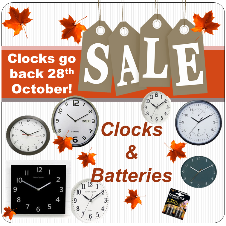 Big Discount Office Stationery Supplies Sale Clocks wall clocks daylight saving time time radio controlled clock square